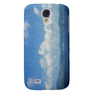 Ocean Island Paradise Mosaic Tile Look Galaxy S4 Case