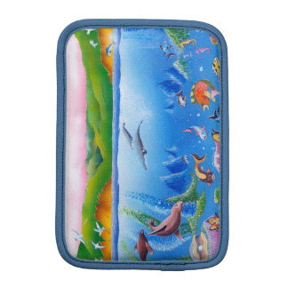Ocean Life: Save the Planet: iPad Mini Sleeve