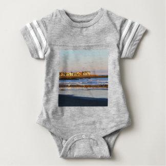 Ocean Stroll Baby Bodysuit