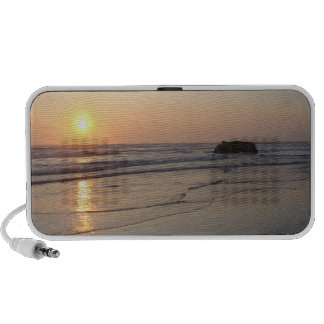 Ocean Sunset Portable Speakers