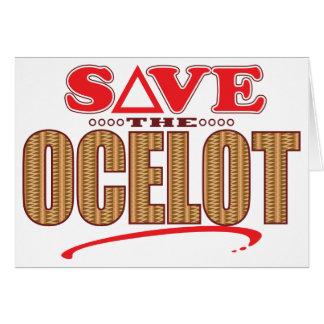 Ocelot Save Card