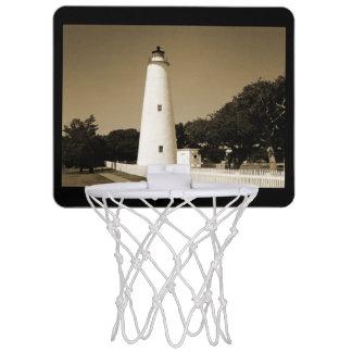 Ocracoke Lighthouse Mini Basketball Hoop