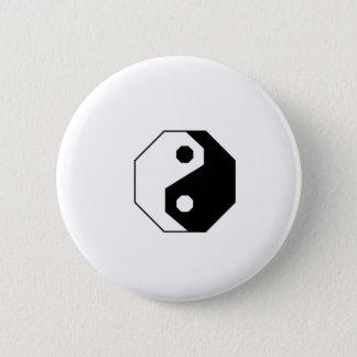 Octa Ying 6 Cm Round Badge
