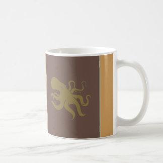 Octo Basic White Mug