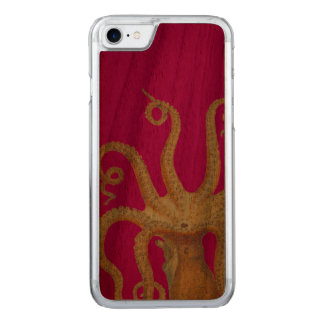 Octoprotection Carved iPhone 8/7 Case