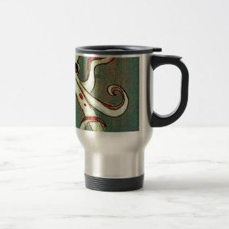 Octopus Cthulhu Travel Mug