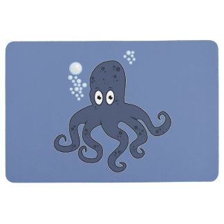 Octopus Floor Mat