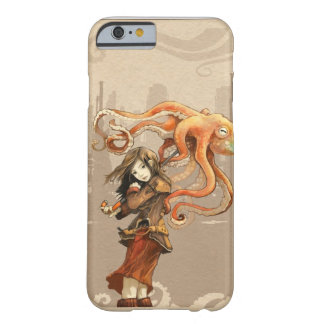 Octopus Parasol iPhone 6 case Barely There iPhone 6 Case