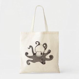 Octopus Reusable Shopping Bag