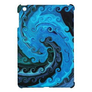 Octopus Under The Sea Abstract iPad Mini Case