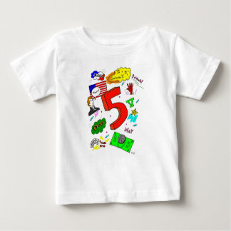 Ode to Five Infant T-Shirt