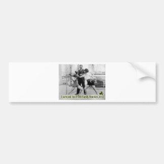 O'Dea Family Reunion '12 (Women) Bumper Sticker