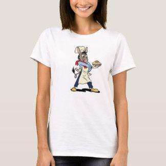Odee Dickens Baker Classic Cartoon T-Shirt