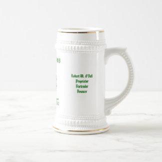 O'Dell's Pub Stein Mugs