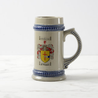 O'Donnell Coat of Arms Stein