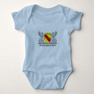 Of Baden seize mi writing Grand Duchy of bathing Baby Bodysuit