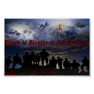 OF of Brother bound and Sisters Posters