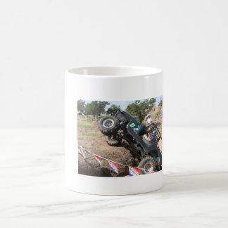 Off Road Theme Basic White Mug