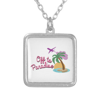 Off To Paradise Necklaces