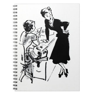 Office Gossip Notebook