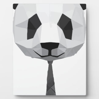 Office Panda T shirt Plaque