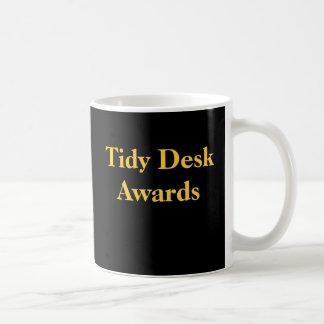 Office Practical Joke Tidy Desk Funny Spoof Awards Coffee Mug