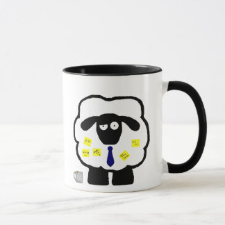 Office Sheep Mug