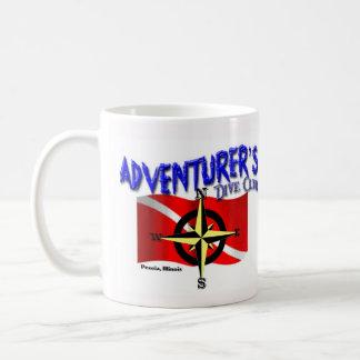 Official Adventurer's Coffee Mug