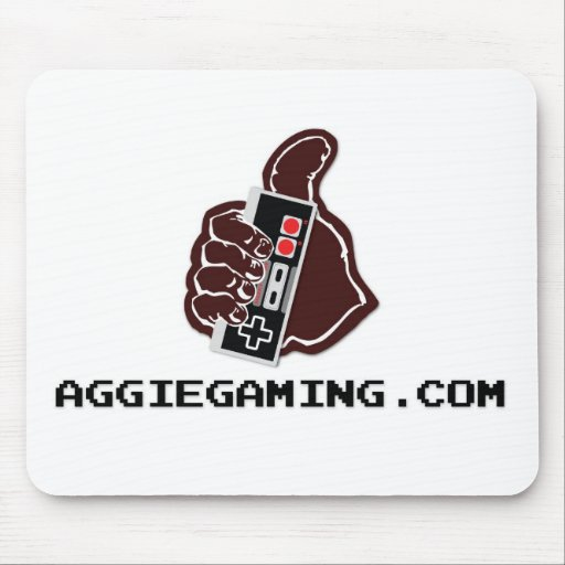 Official AggieGaming Merchandise Mousepad