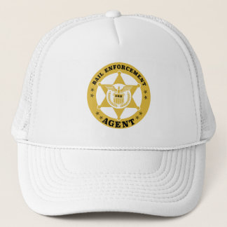 Official BAIL ENFORCEMENT AGENT Hat