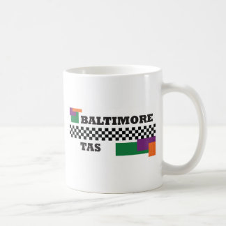 Official Baltimore TAS Mug - 17 Oz