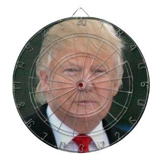 official donald trump dartboard