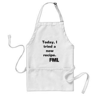 Official FML Apron: New recipe Standard Apron