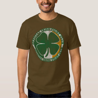 Official Irish Fight Club St Patrick's Day Shirts