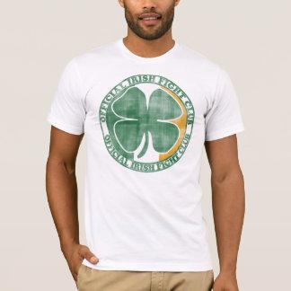 Official Irish Fight Club St Patrick's Day T-Shirt