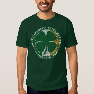Official Irish Fight Club St Patrick's Day T Shirt
