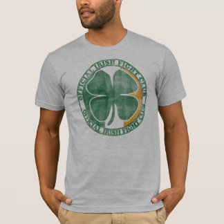 Official Irish Fight Club St Patrick's Day T-Shirt