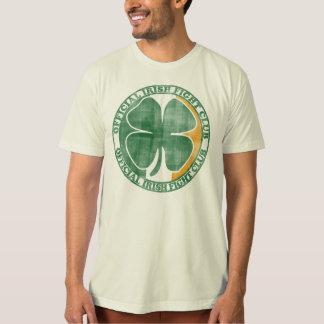 Official Irish Fight Club St Patrick's Day Tee Shirt