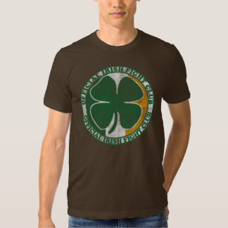 Official Irish Fight Club St Patrick's Day Tees