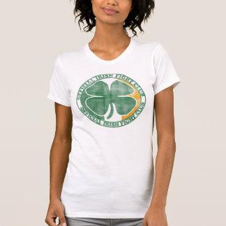 Official Irish Fight Club St Patrick's Day Tshirt