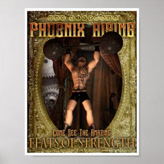 Official Phoenix Rising 2016 Sky Parade Poster 4