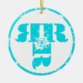 Official Rachel Rene Merchandise Christmas Ornament