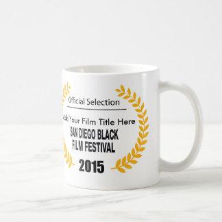 Official Selection White Mug
