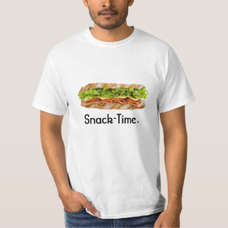 Official Snack-Time T-Shirt