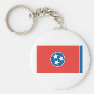 Official Tennessee State Flag Keychain