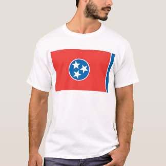 Official Tennessee State Flag T-Shirt