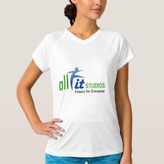 Official Women's Sport All Fit Studios Shirt
