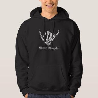 OG Skeleton Shaka - Black Hoodie