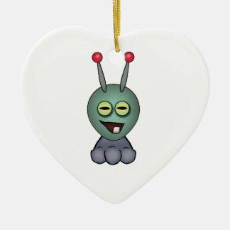 Ogglof Squashy Creature Christmas Ornament