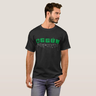 Oggun with achaba 4 T-Shirt